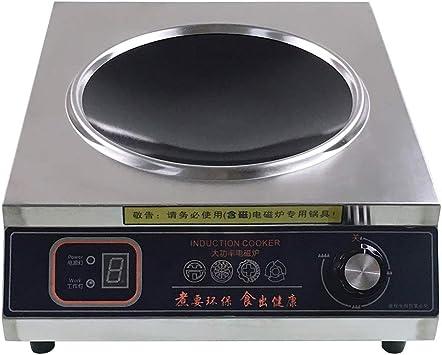 3500W cocina de inducción eléctrica placa caliente estufa ...