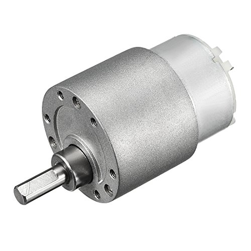 uxcell DC Motor Electric Gear Box Gearbox 6V 6RPM (Gear Motor 6rpm)