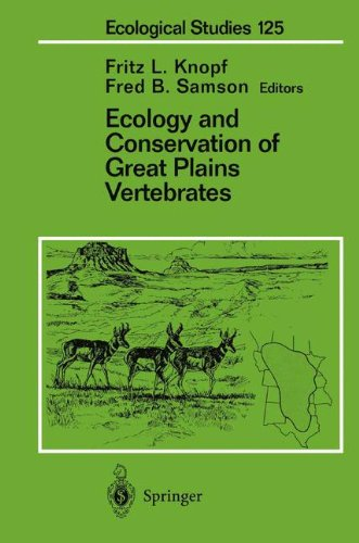 Ecology and Conservation of Great Plains Vertebrates (Ecological Studies)