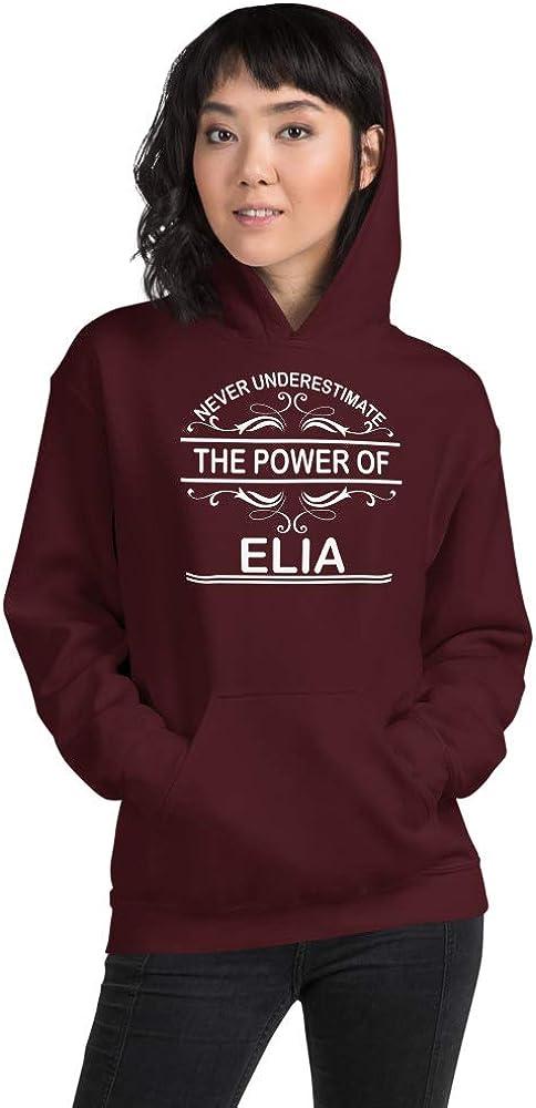 Never Underestimate The Power of ELIA PF
