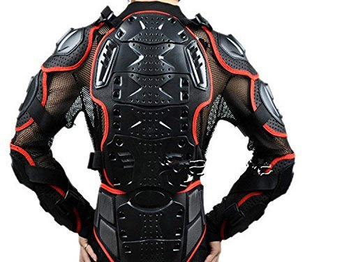 Lowest price professional motorcycle full body riding for Motorcycle body armor shirt