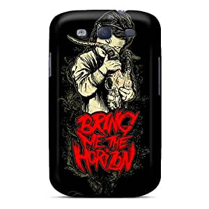 Samsung Galaxy S3 YsB18401uvVX Customized Fashion Bmth Pictures Protective Hard Cell-phone Case -NataliaKrause
