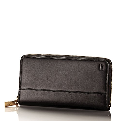 Hartmann Belting Zip Around Wallet Heritage Black by Hartmann