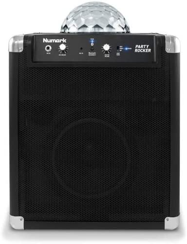 Numark Party Rocker Wireless Speaker System with Light Show