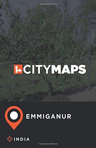 City Maps Emmiganur India PDF