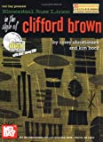img - for Mel Bay Essential Jazz Lines in the Style of Clifford Brown, Eb Edition book / textbook / text book