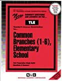 Common Branches (1-6), Elementary School, Rudman, Jack, 083738009X