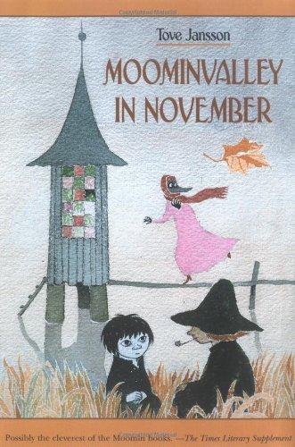 Read Online Moominvalley in November (Moomins) PDF