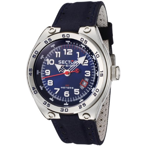Sector Men's R3251177035 SK-Eight Collection Blue Lorica Watch