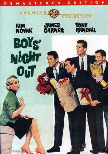 Boy's Night Out [Remaster] ()