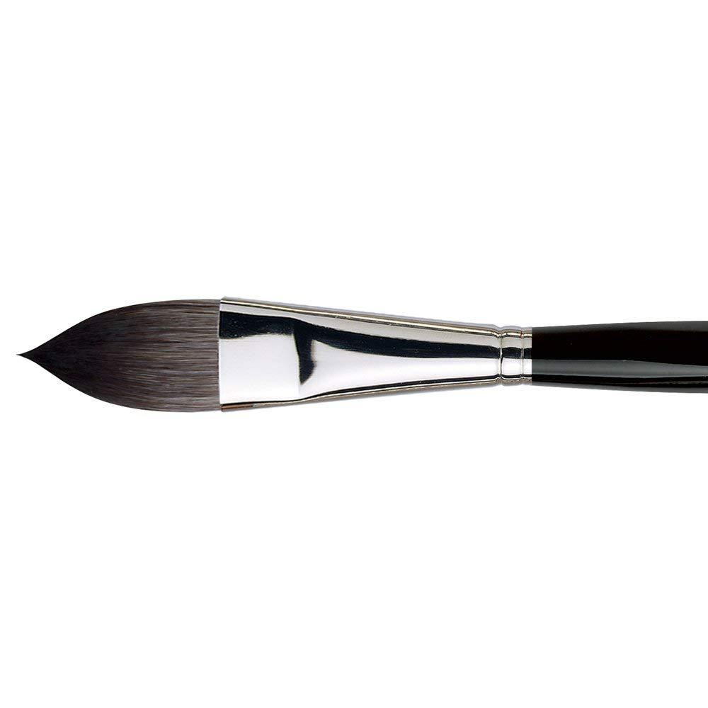 Round Quill New Wave Synthetics Size 8 da Vinci Watercolor Series 498 Casaneo Paint Brush
