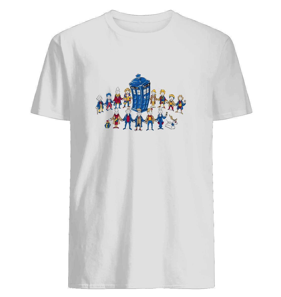 Doctor Whoville Holiday Christmas Shirt 53