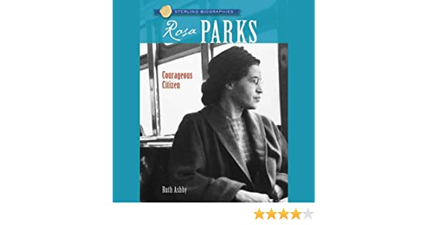 Amazon Sterling Biographies Rosa Parks Audible Audio Edition