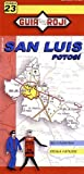 San Luis Potosí State Map by Guia Roji (English and Spanish Edition)