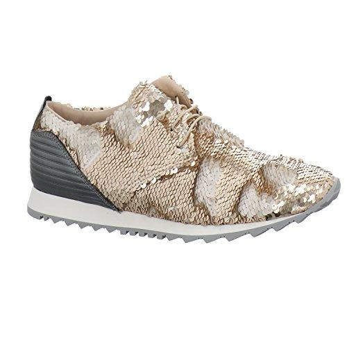 Donna Carolina Sneaker - DC Platino