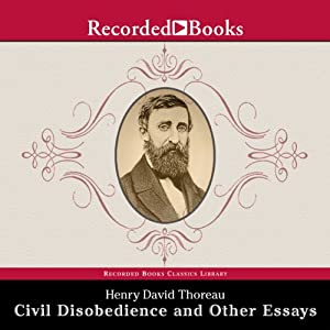 Civil Disobedience Audiobook