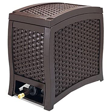 Suncast RSW125D Aquawinder 125' Capacity Hose Reel