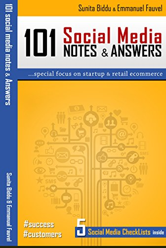 Amazon com: 101 Social Media Notes & Answers: For Businesses