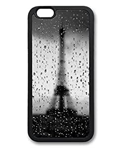 Rainy Paris Protective TPU Back Fits Cover Case for iphone 6 4.7 -1122077
