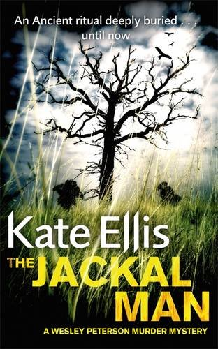 book cover of The Jackal Man