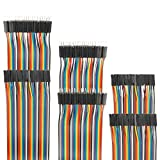 EDGELEC 120pcs Breadboard Jumper Wires 10cm 15cm