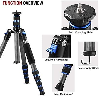 Advanced 1/4 Turn Quick Leg Locks for Canon Sony Nikon Pentax ...