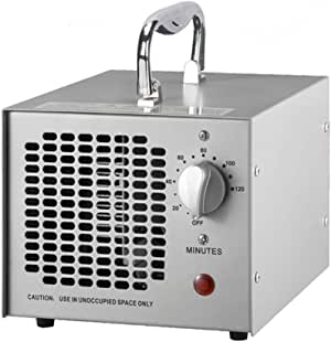MOSMAT Ozonator O3 Purificador de Aire 3500 MG/h Generador ...