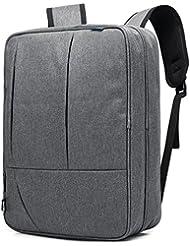 CoolBELL Convertible Messenger Bag Backpack Shoulder bag Laptop Case Handbag Business Briefcase Multi-functional...