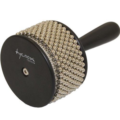 Tycoon Percussion Standard Cabasa - Black by Tycoon Percussion