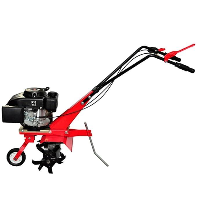 Cultivador y arados de jardinería Gasolina 5 HP: Amazon.es: Bricolaje y herramientas