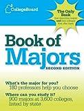 The College Board Book of Majors, The College Board, 0874477654