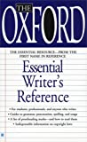 The Oxford Essential Writer's Reference, Oxford University Press, 0425206890