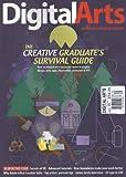 digital arts magazine - Digital Arts Magazine (July 2013,Creative Graduate`s Survival Guide)