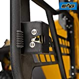 EAG Safari Tubular Door with Side View Mirror Fit