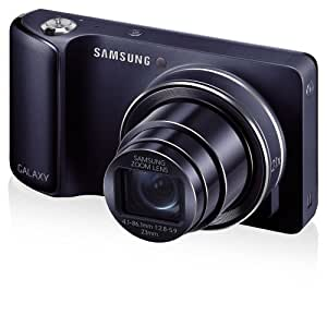 Samsung Galaxy Camera 16 MP EK-GC120VRAMC4, 21 x OpticalZoom, 23mm Wide Zoom Lens, Android(TM) 4.1, Jelly Bean