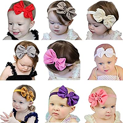 Quest Sweet Baby's Headbands Girl's Headband Head Wear Flower