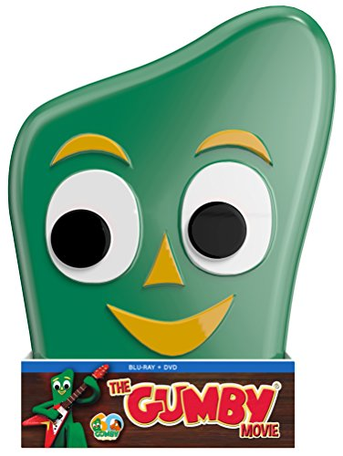 The Gumby Movie (Blu-ray + DVD Combo Pack)
