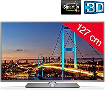 50lb650 V – Televisor LED 3d Smart TV + Cable HDMI F3Y021BF2 M – 2 m: Amazon.es: Electrónica