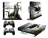 EBTY-Dreams Inc. - Sony Playstation 4 (PS4) - Assassin's Creed Video Game Vinyl Skin Sticker Decal Protector