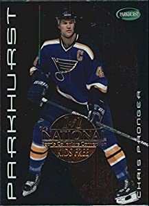 2001-02 Parkhurst NSCC/National Kids Free #86 Chris Pronger Blues /1 of 1 F17612