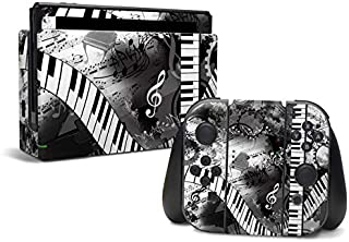 product image for Piano Pizazz - Decal Sticker Wrap - Compatible with Nintendo Switch
