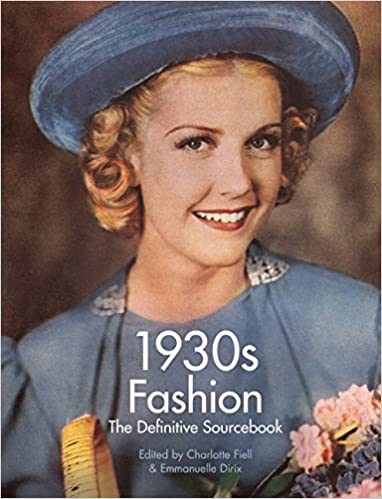 1930s Fashion Books, 30s Fashion History 1930s Fashion: The Definitive Sourcebook  AT vintagedancer.com