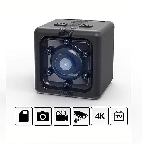 Cámara Inteligente De Bolsillo Mini Espía Oculta Cámara 1080P Pequeña HD Wireless Home Seguridad Cámaras De