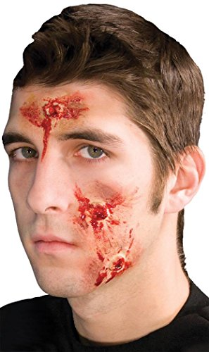 Woochie EZ FX Kit - Professional Quality Halloween Costume Makeup - Body
