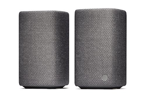 Cambridge Audio Yoyo (M) Portable Stereo Bluetooth Speakers - Dark Grey