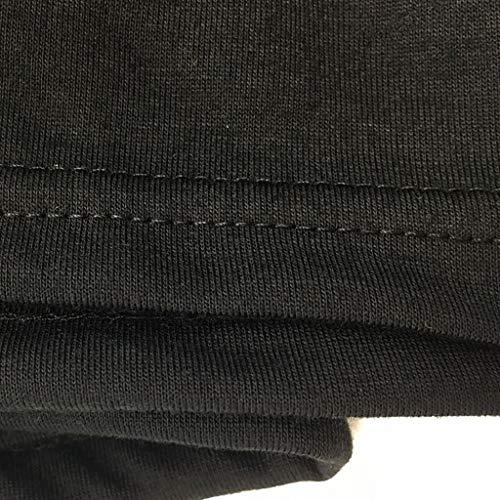 da da 1 sciolto casual simpatica girocollo shirt camicetta donna Joker moda creativa Tops camicetta da shirt T manica T nero uomo shirt labbra elegante Luckycat casual corta stampa T qEcf8wf4S