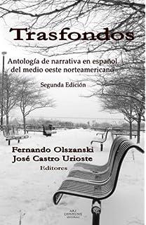 Trasfondos (Spanish Edition)