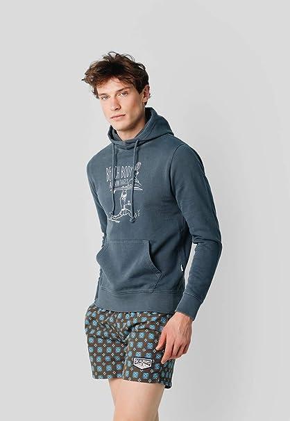 Scalpers Body Sweater - Sudadera con Capucha para Hombre, Talla XL ...