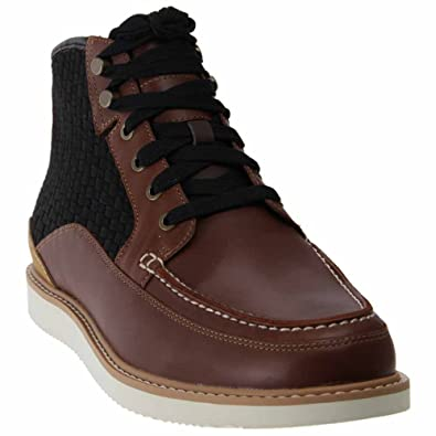 Timberland Men Ankle A17A3 41 Cuoio Nero  Amazon.co.uk  Shoes   Bags 76e1fd8a5ae