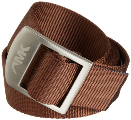 Mountain Khakis Mens Webbing Belt (Bison One Size 53-Inch)